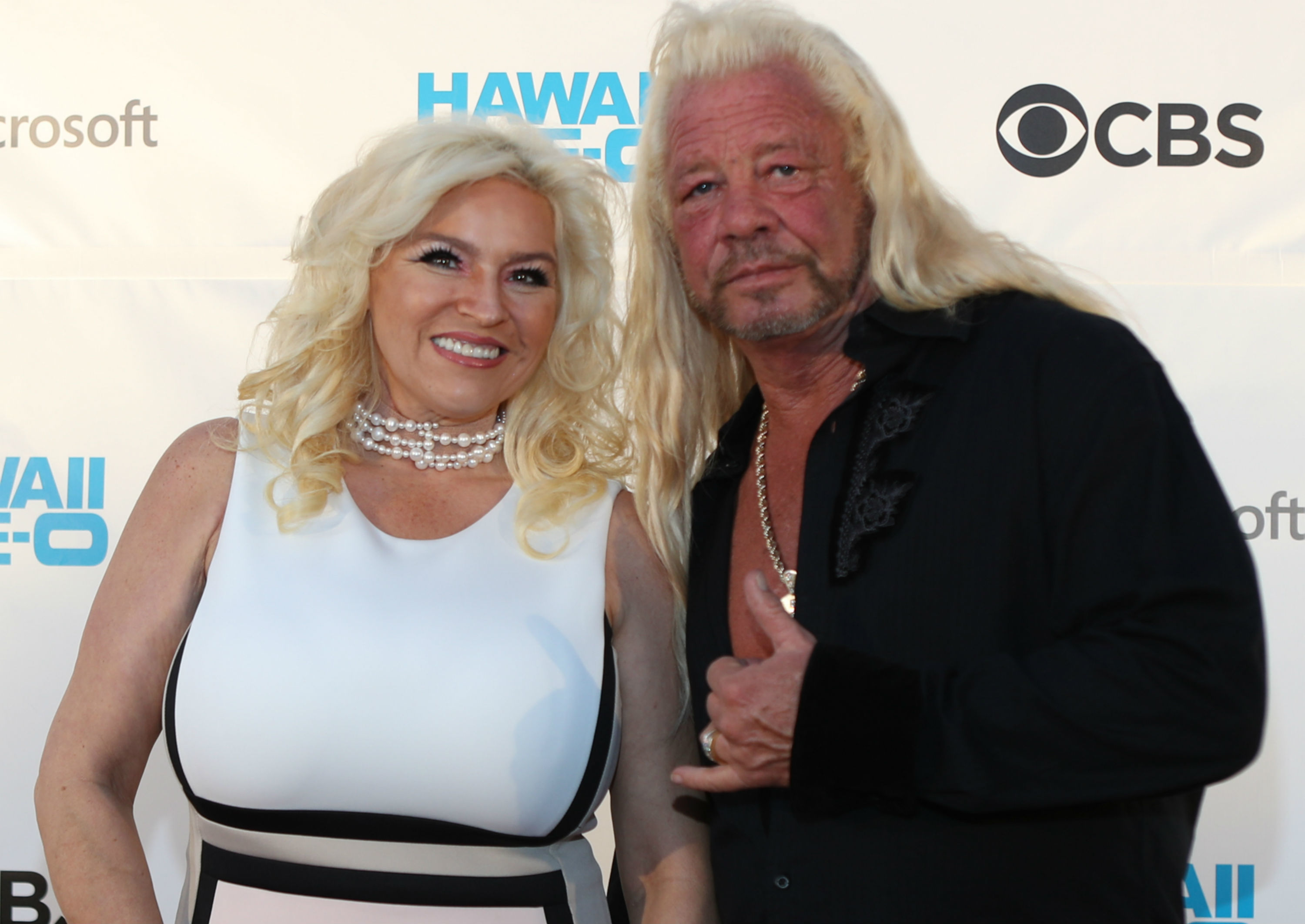 Dog the Bounty Hunter's Wife Beth Chapman Undergoing Throat Cancer Treatment Again 1045280-gettyimages-872746754