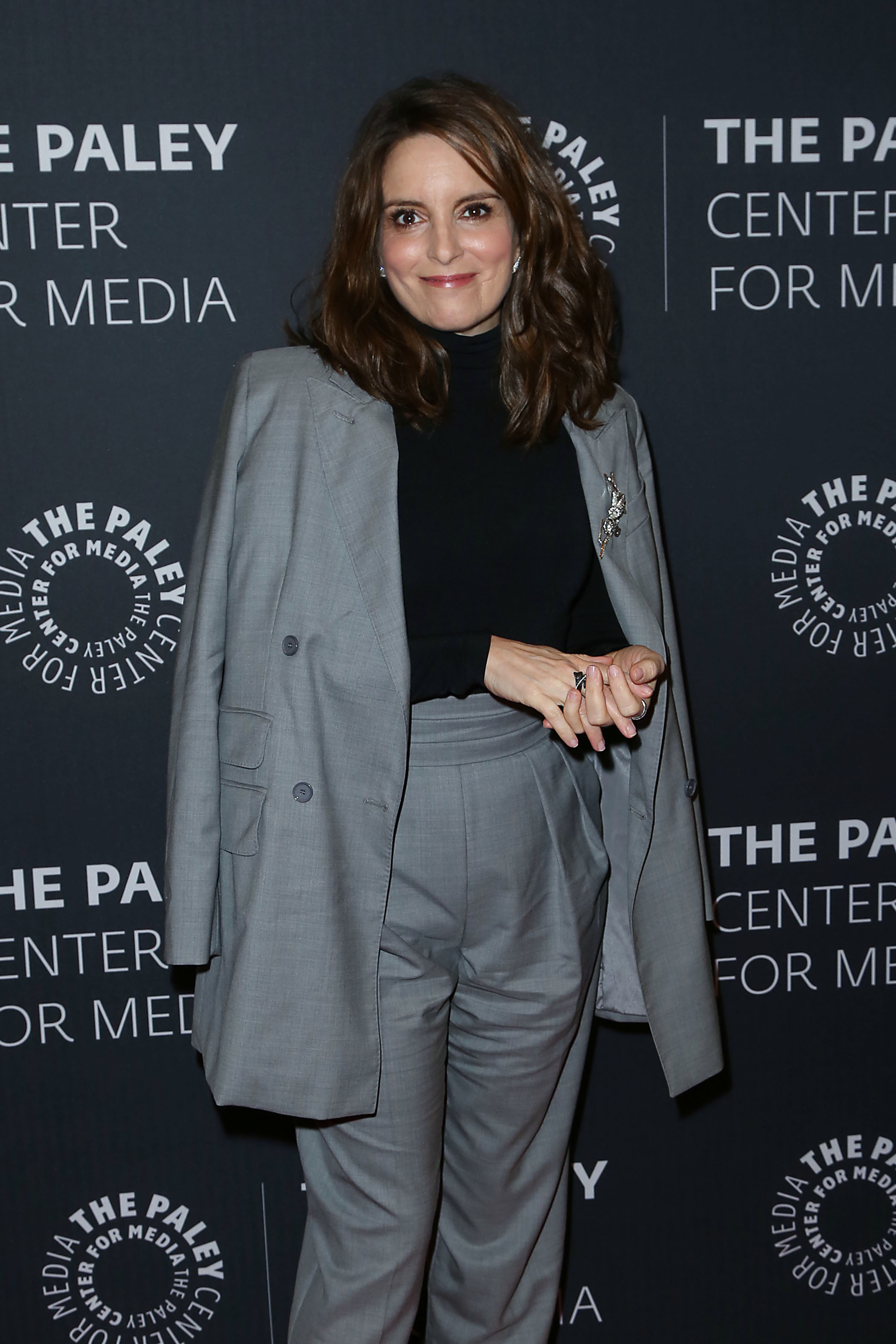 "Tina Fey attends the PaleyLive NY: Kimmy Goes to the Paley Center: A Celebration of ""Unbreakable Kimmy Schmidt"" in New York City on Jan. 24, 2019."