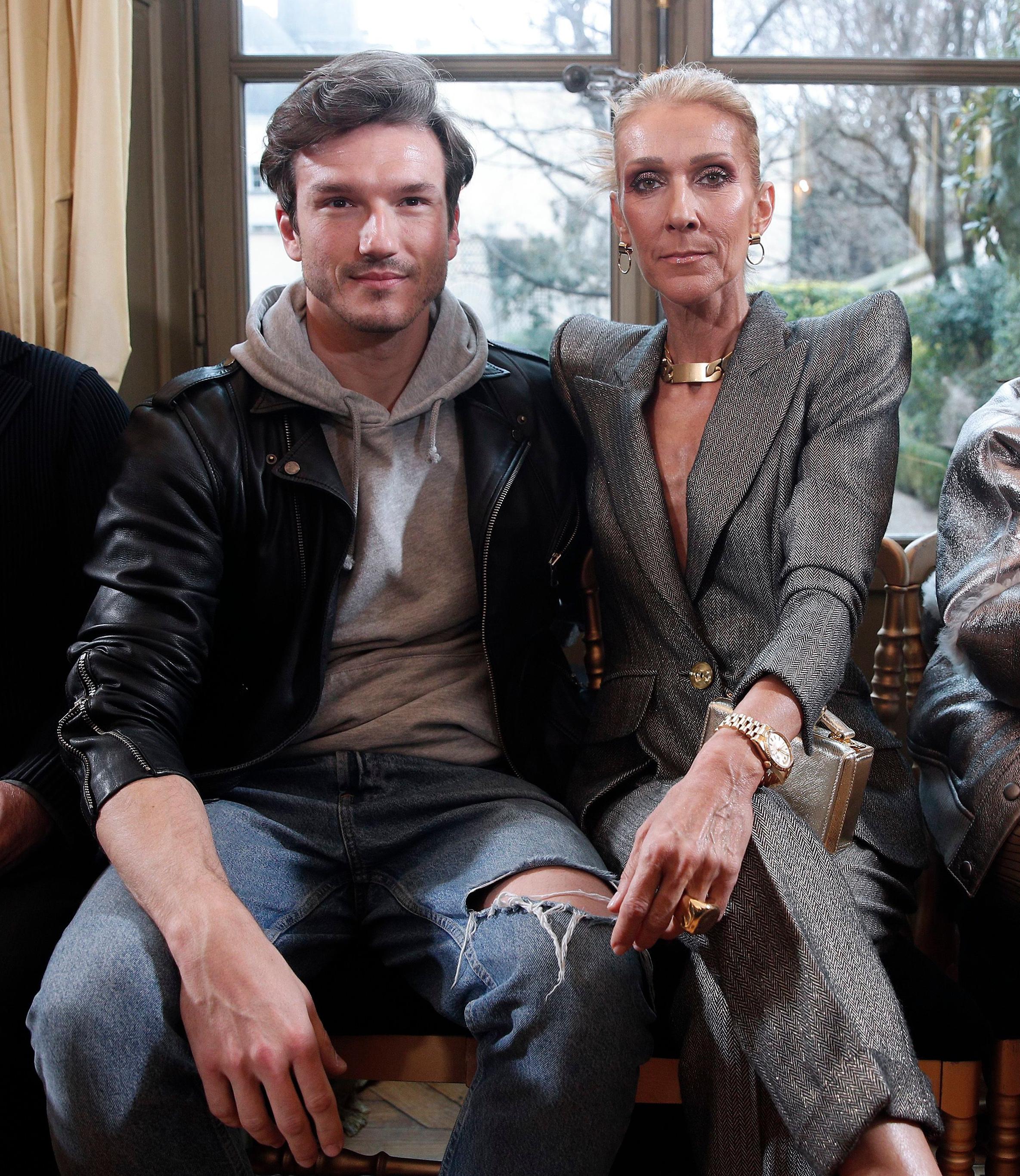 Celine Dion addresses Pepe Munoz romance rumors: 'He's my best friend'