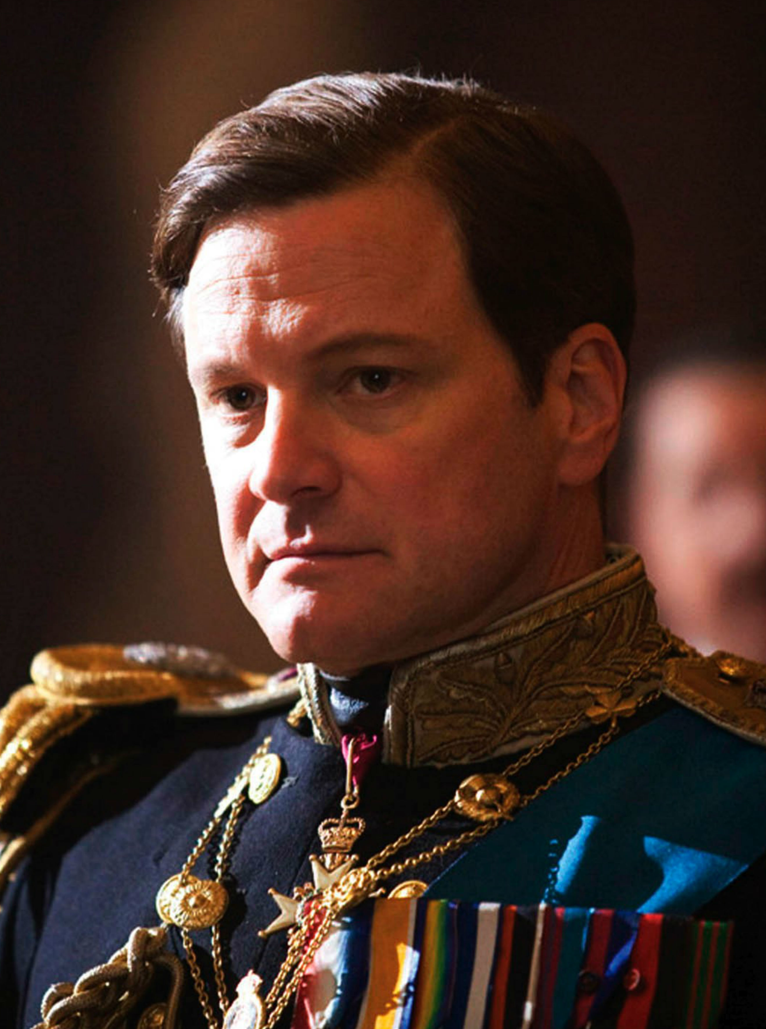 """Colin Firth stars in """"The King's Speech"""" in 2010."""