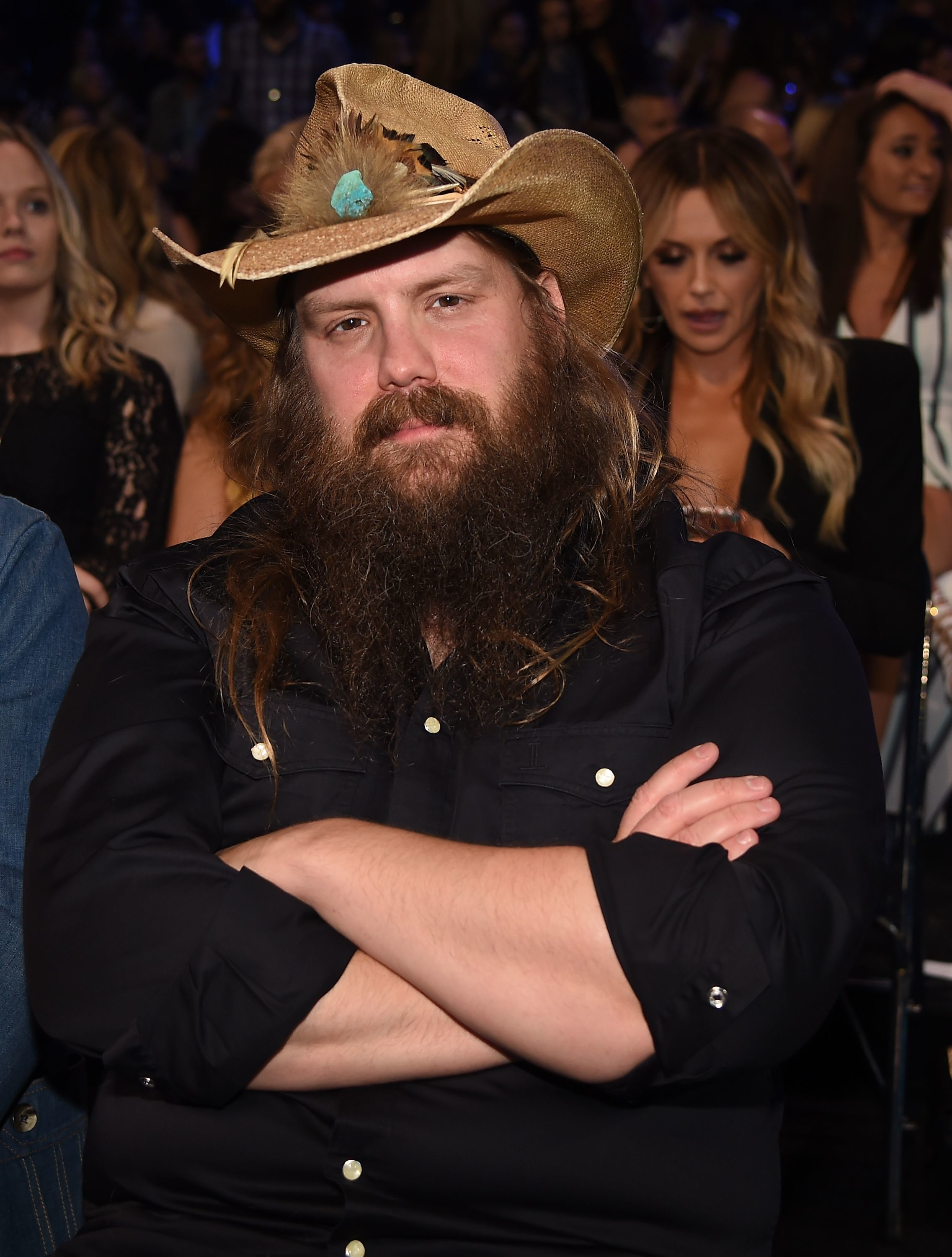 Chris Stapleton, Dan + Shay and Kacey Musgraves lead ACM Award nominations