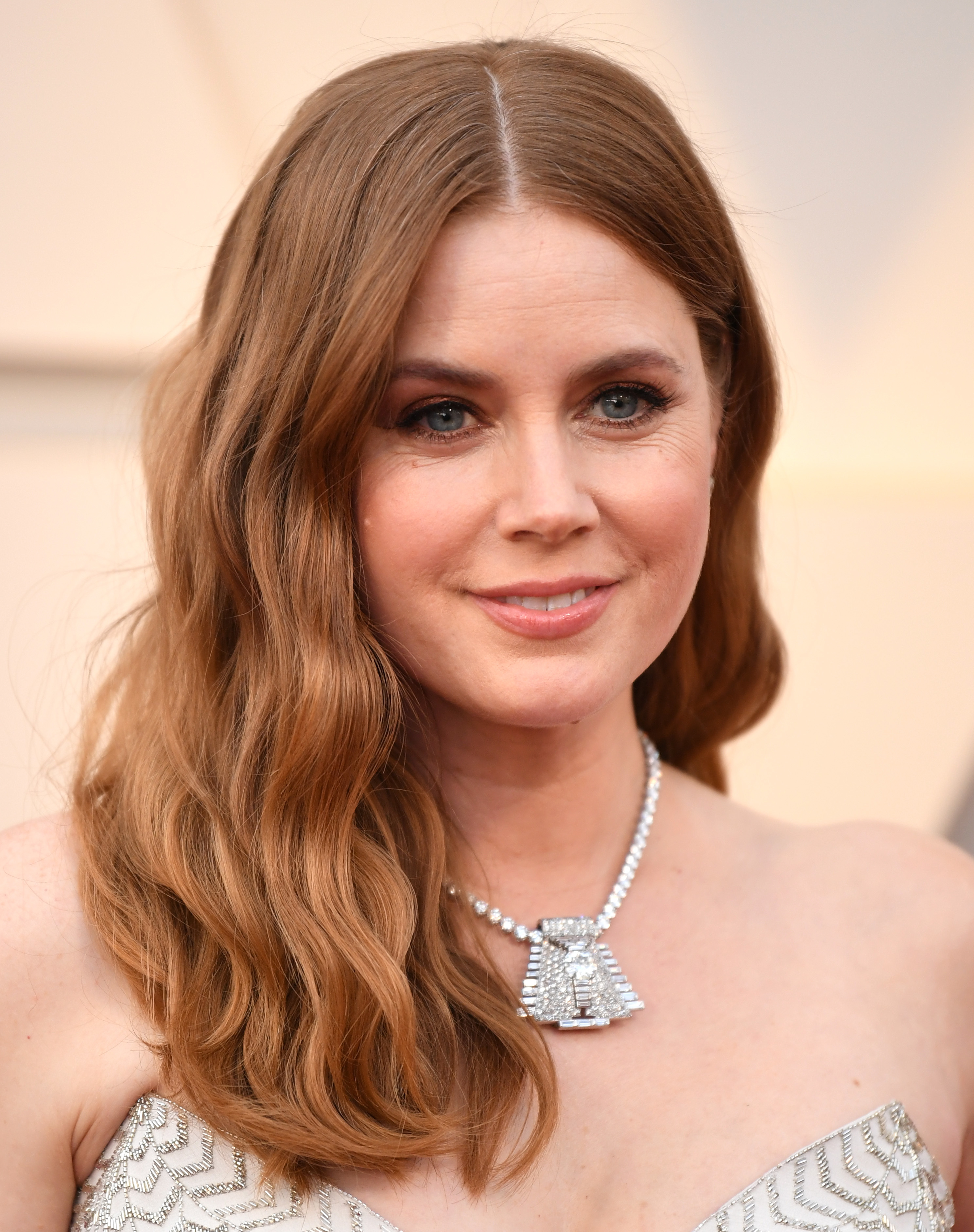 Amy Adams attends the 91st Annual Academy Awards in Los Angeles on Feb. 24, 2019.