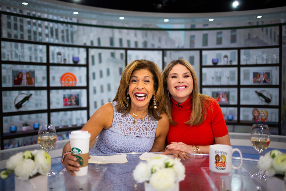 """Jenna Bush Hager named co host of the fourth hour of """"Today"""""""