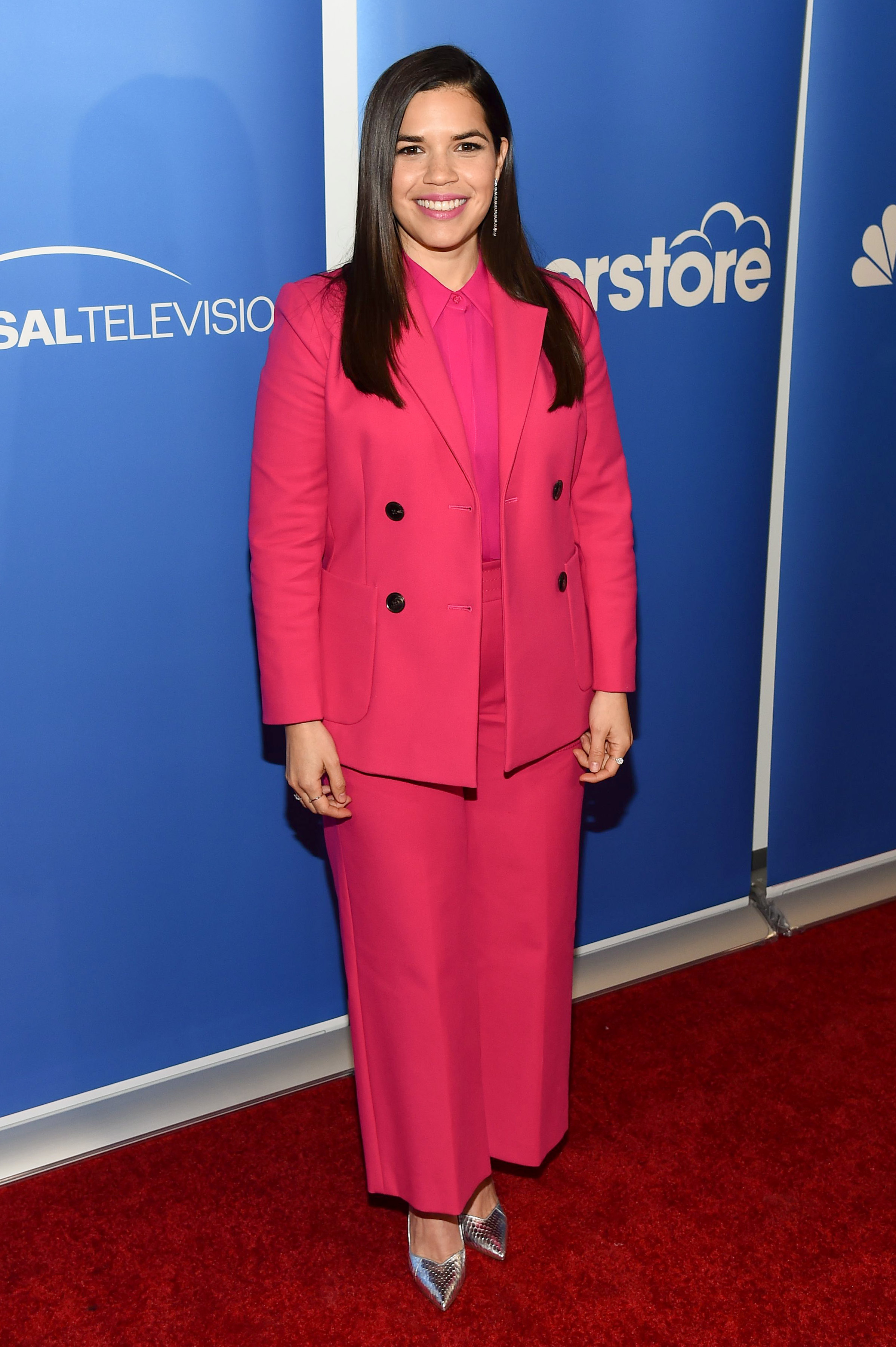 """America Ferrera attends the """"Superstore"""" FYC event in Los Angeles on March 5, 2019."""