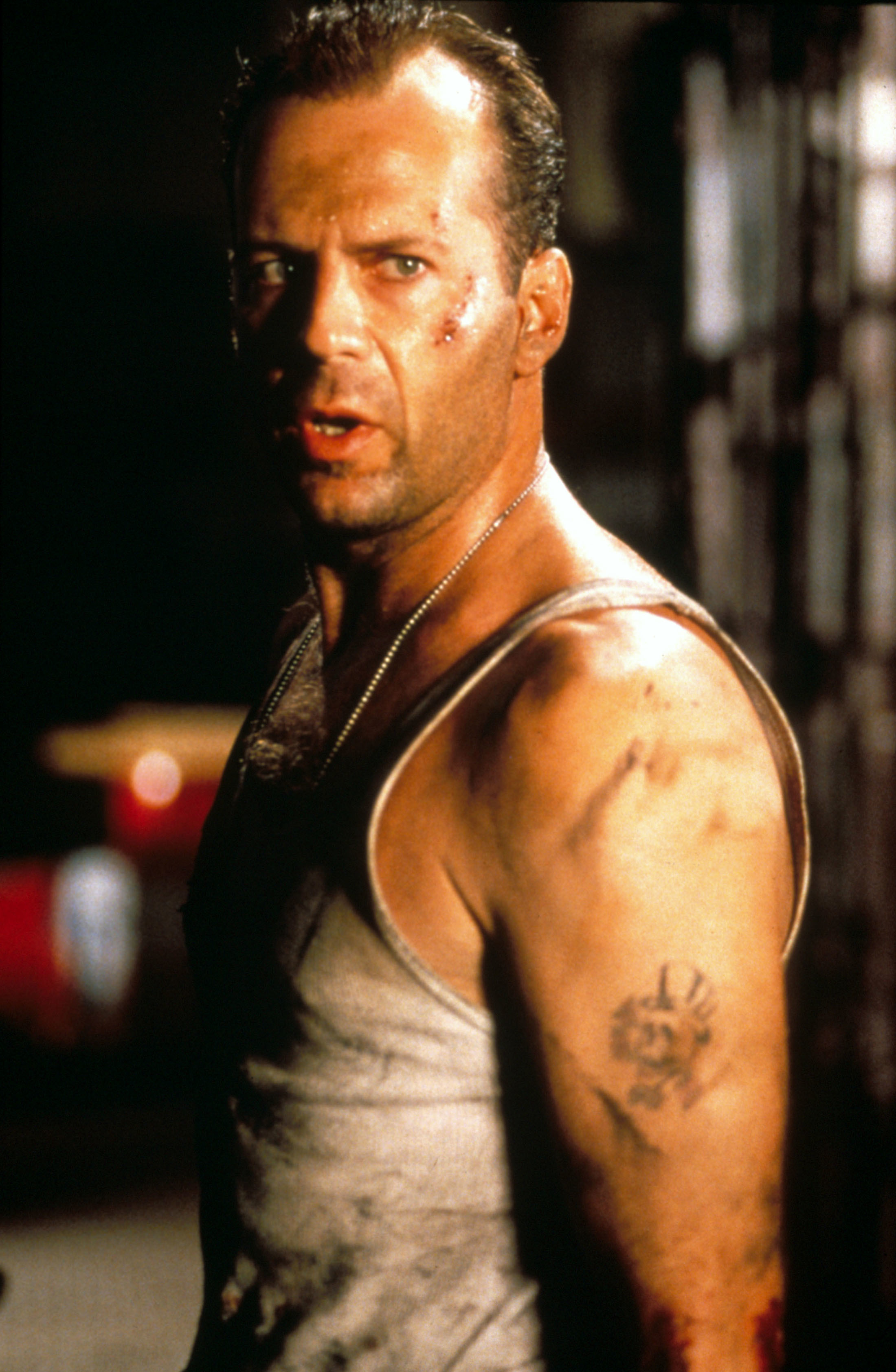 Bruce Willis, Reprisal - Bruce Willis and more 1980s ...
