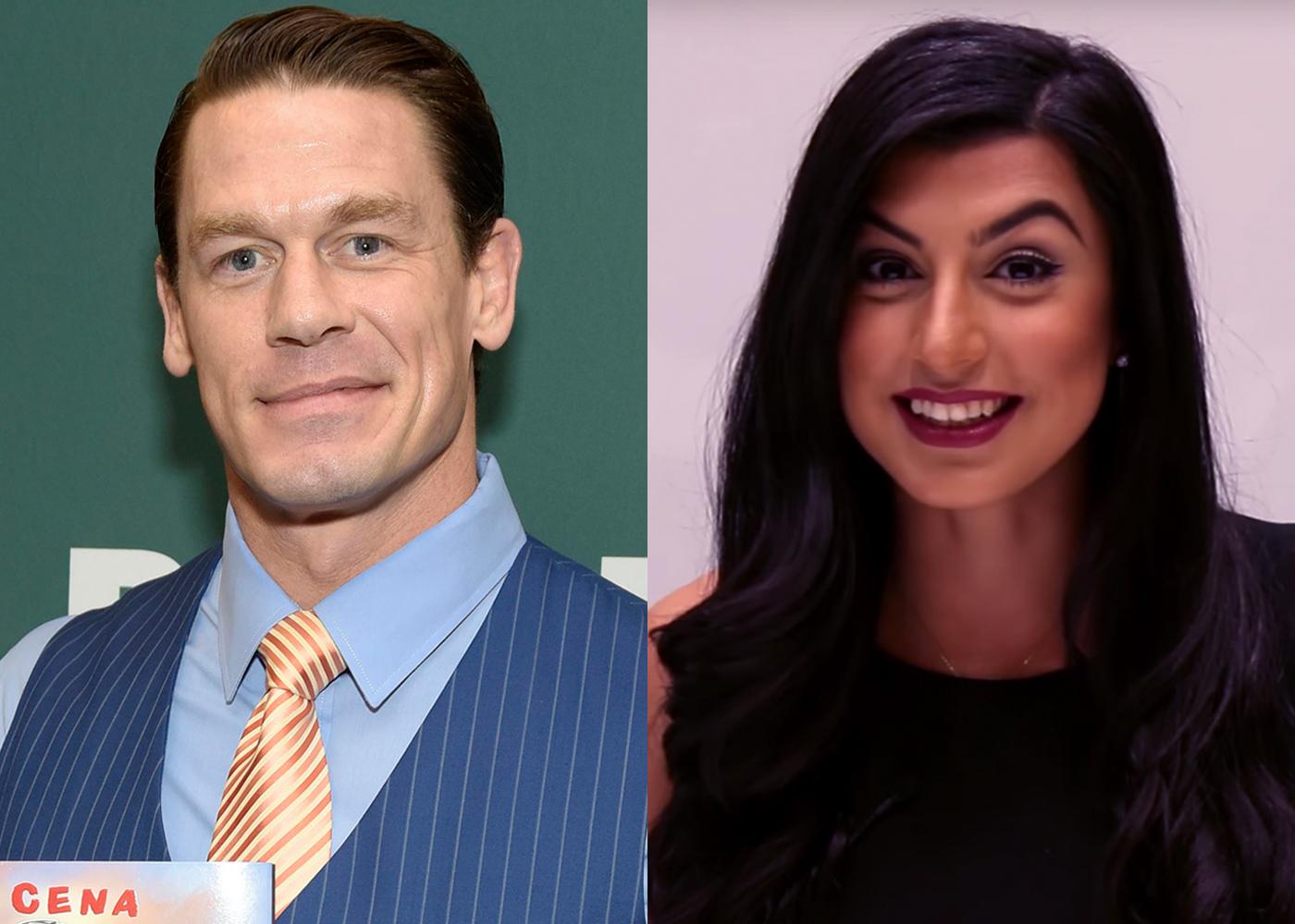 John Cenas New Girlfriend Celeb Love News For Early April 2019