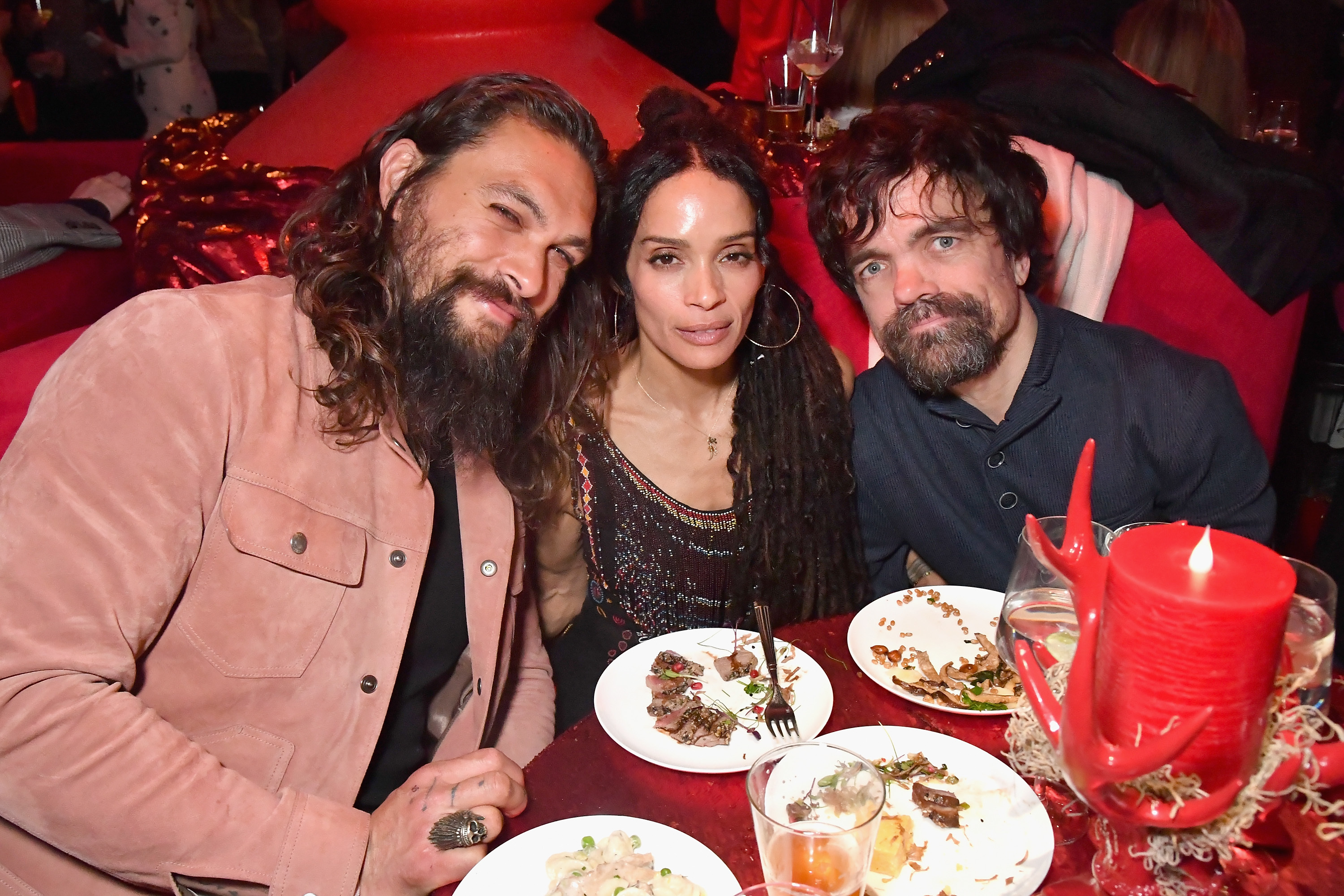 Game Of Thrones Stars Party After Final Season Premiere Photos
