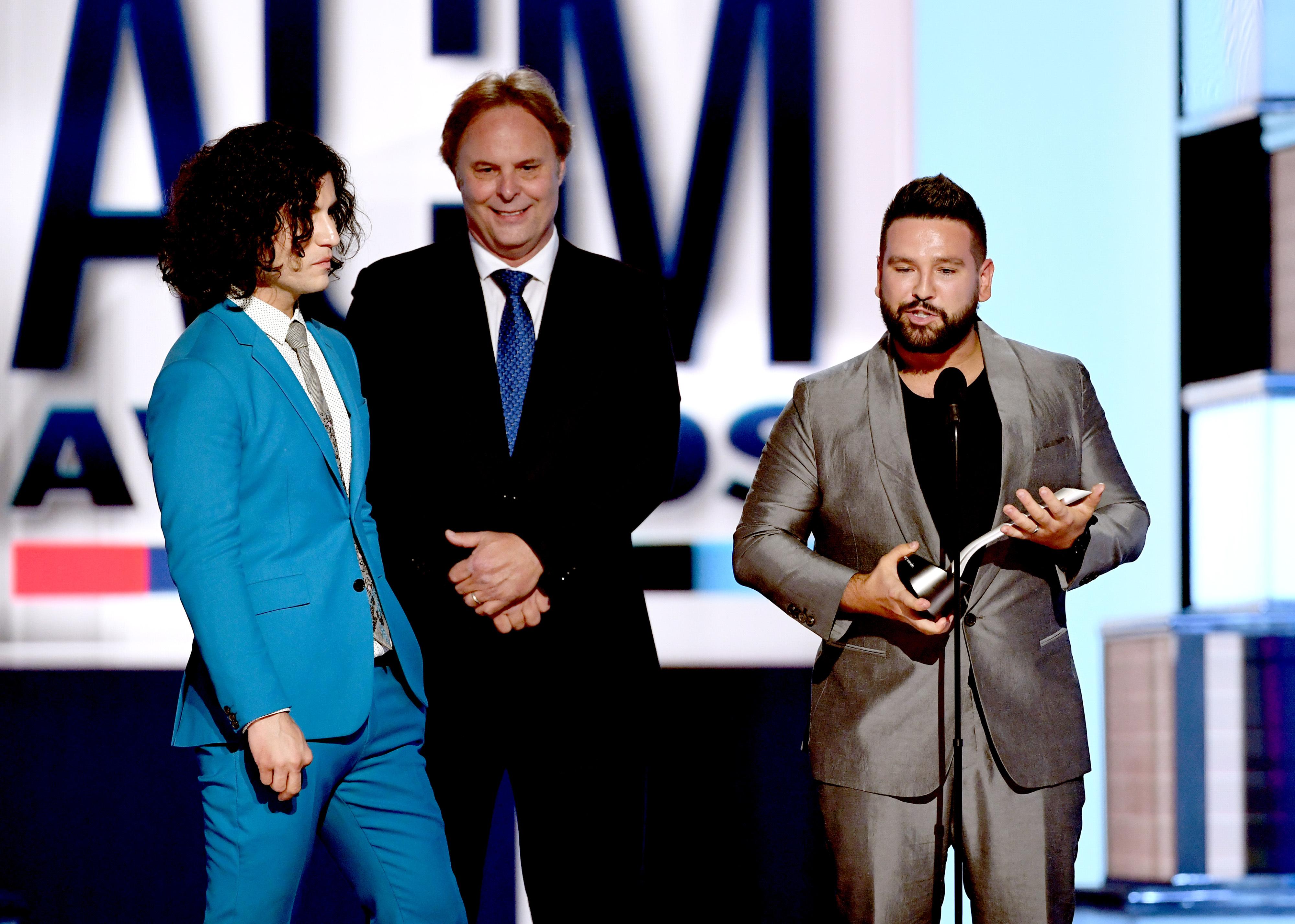 Dan + Shay, Keith Urban, Kacey Musgraves win big at 2019 ACM Awards