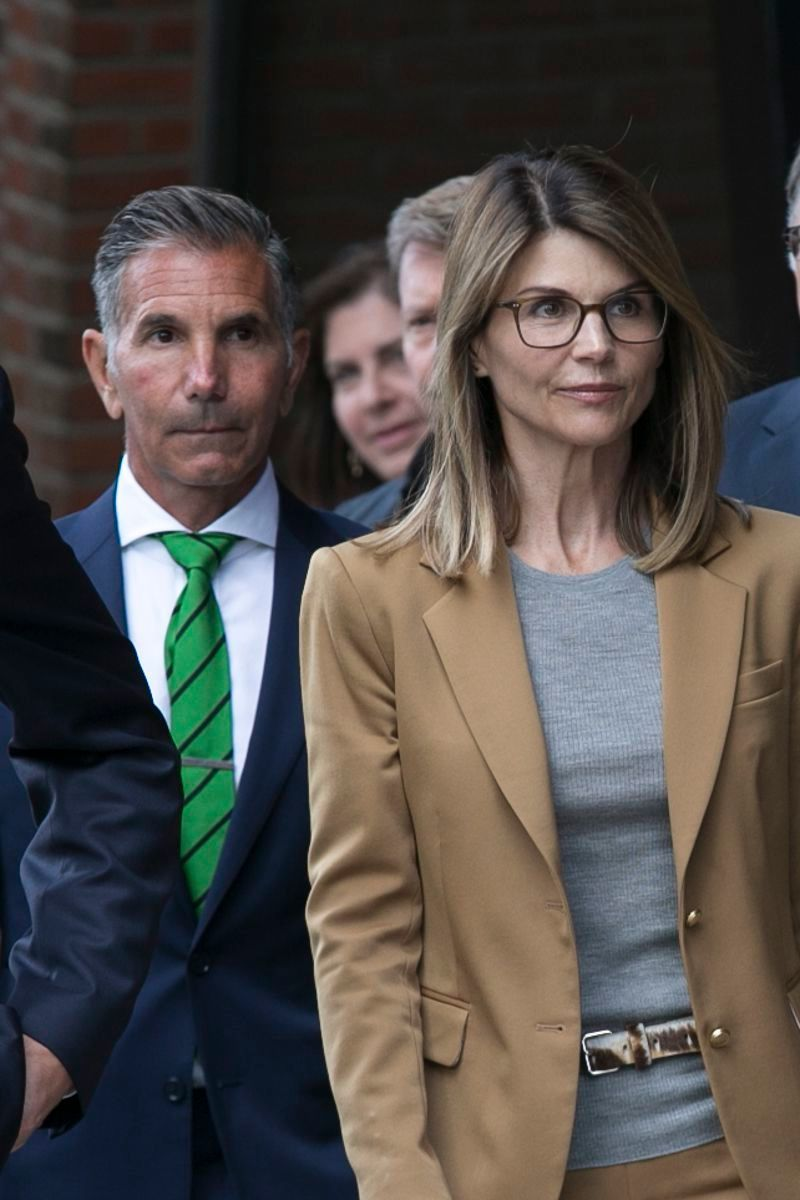 Lori Loughlin is reportedly 'freaking out' about jail prospect