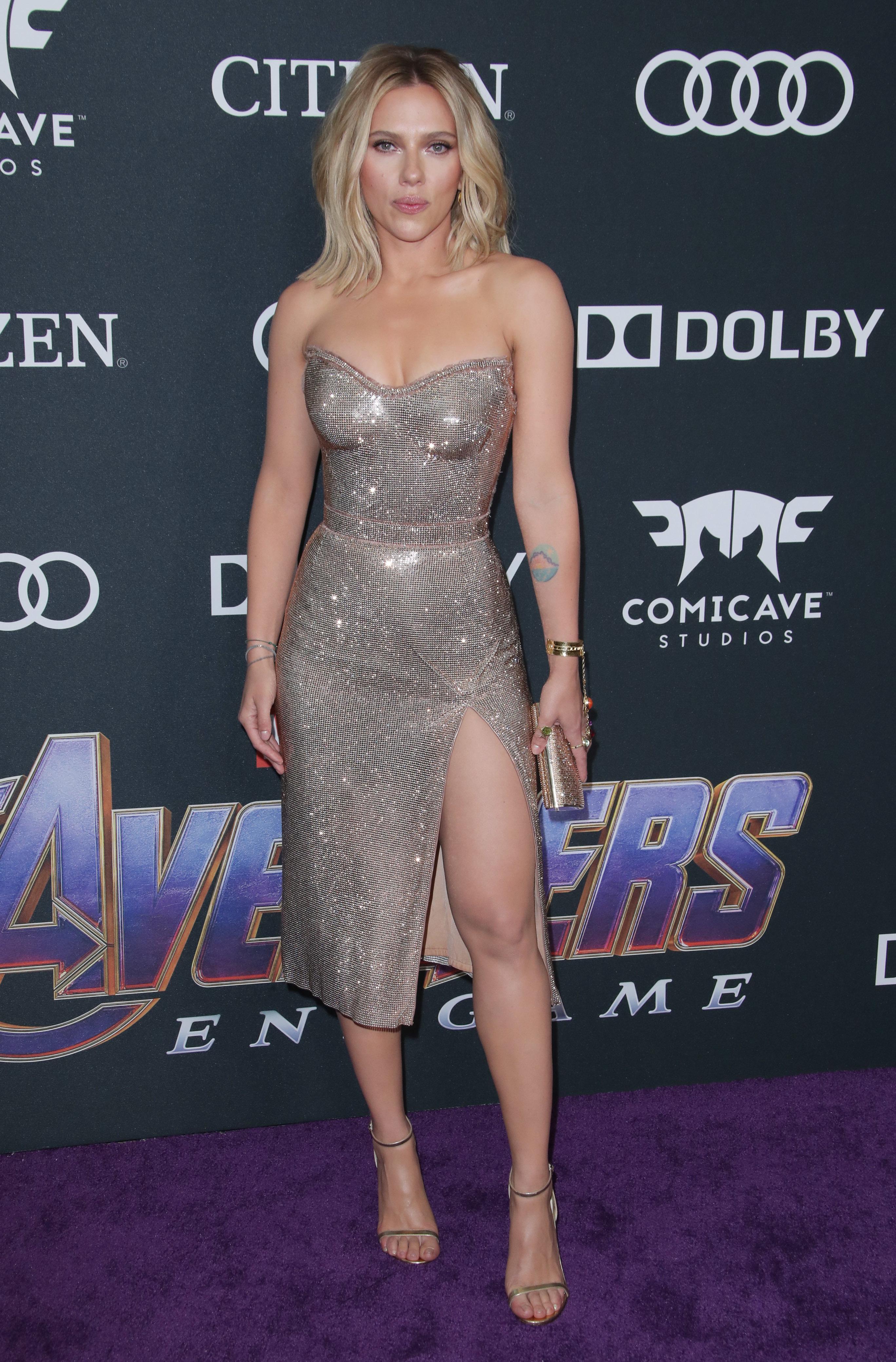 Best recent looks from the stars of Avengers: Endgame