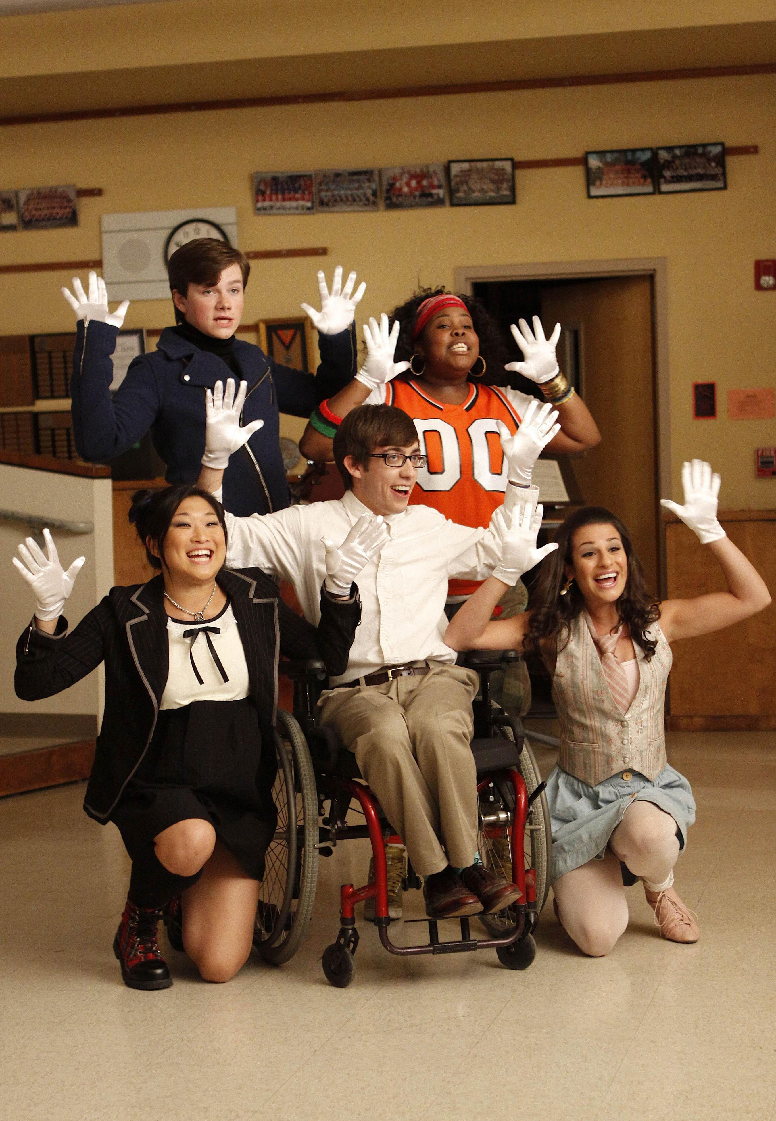 Glee's greatest moments | Gallery | Wonderwall com