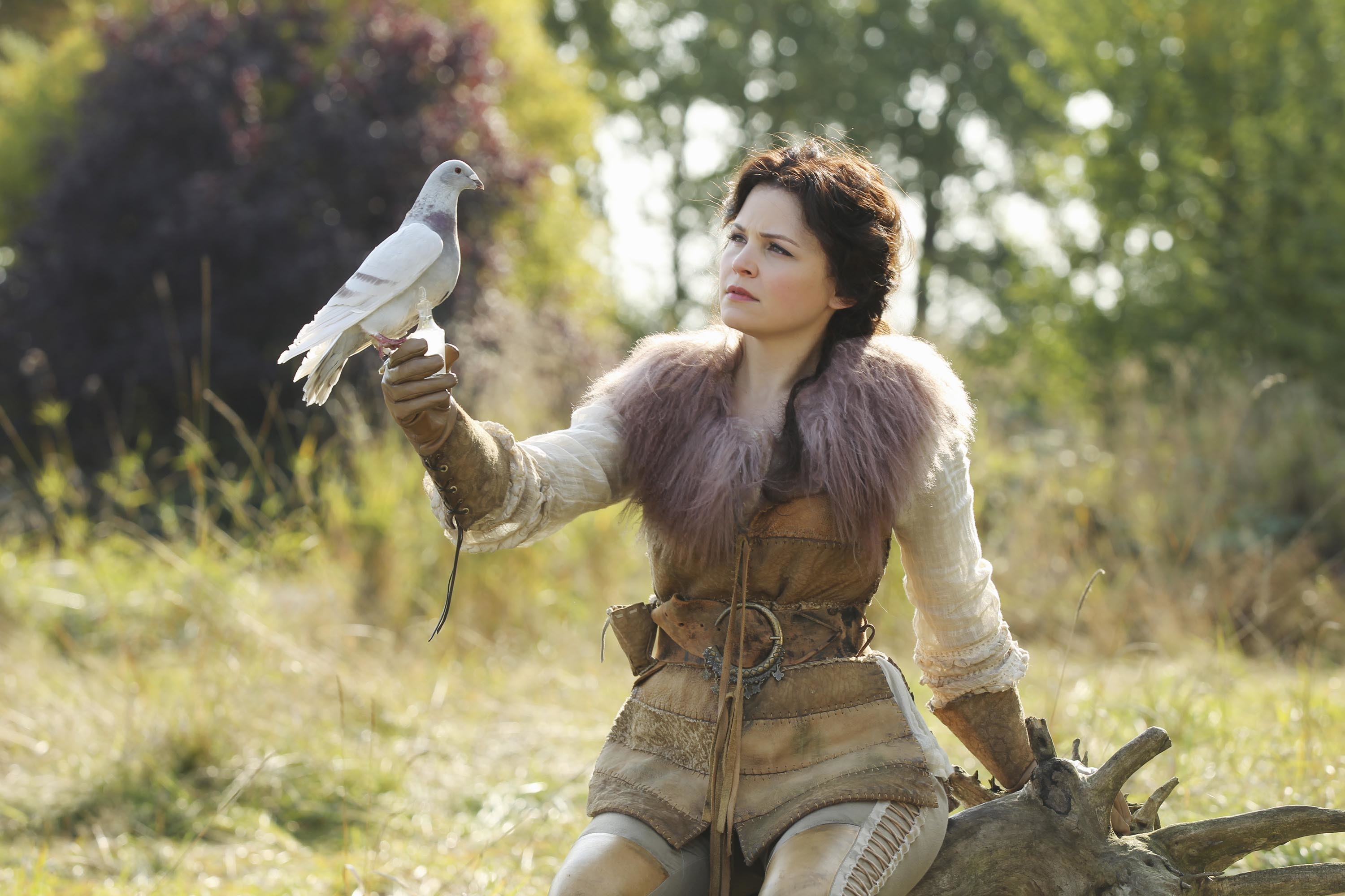"Ginnifer Goodwin appears on ""Once Upon A Time"" in 2012."