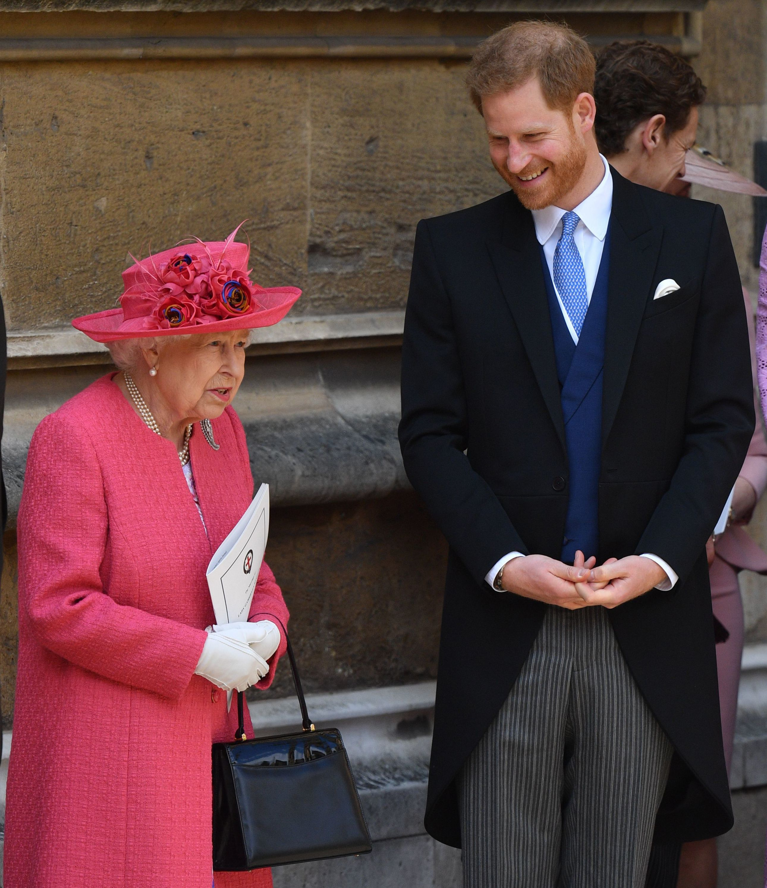 See the guests and best photos from Lady Gabriella Windsor's royal wedding