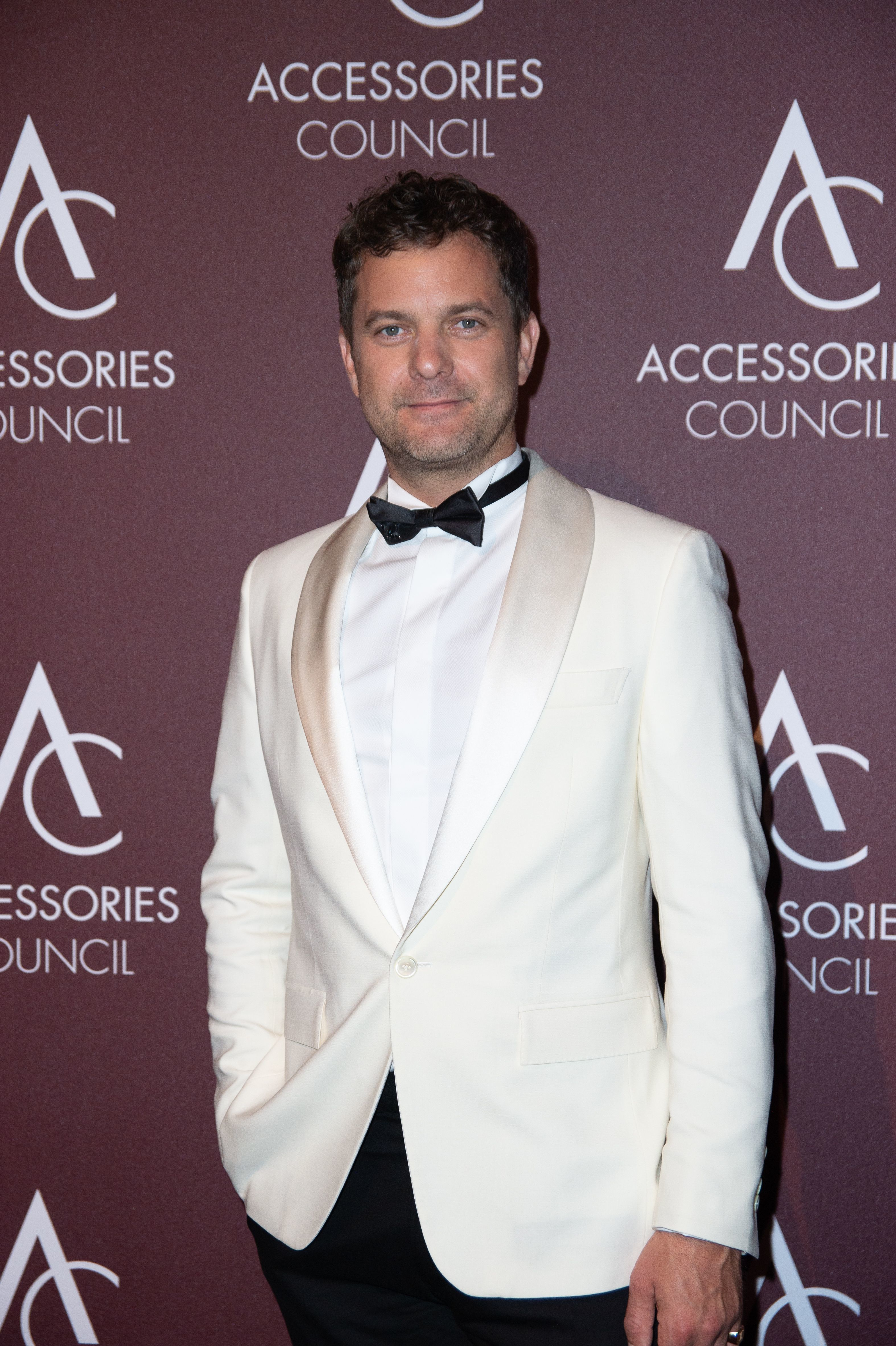 Joshua Jackson attends the 23rd Annual Ace Awards in New York City on June 10, 2019.