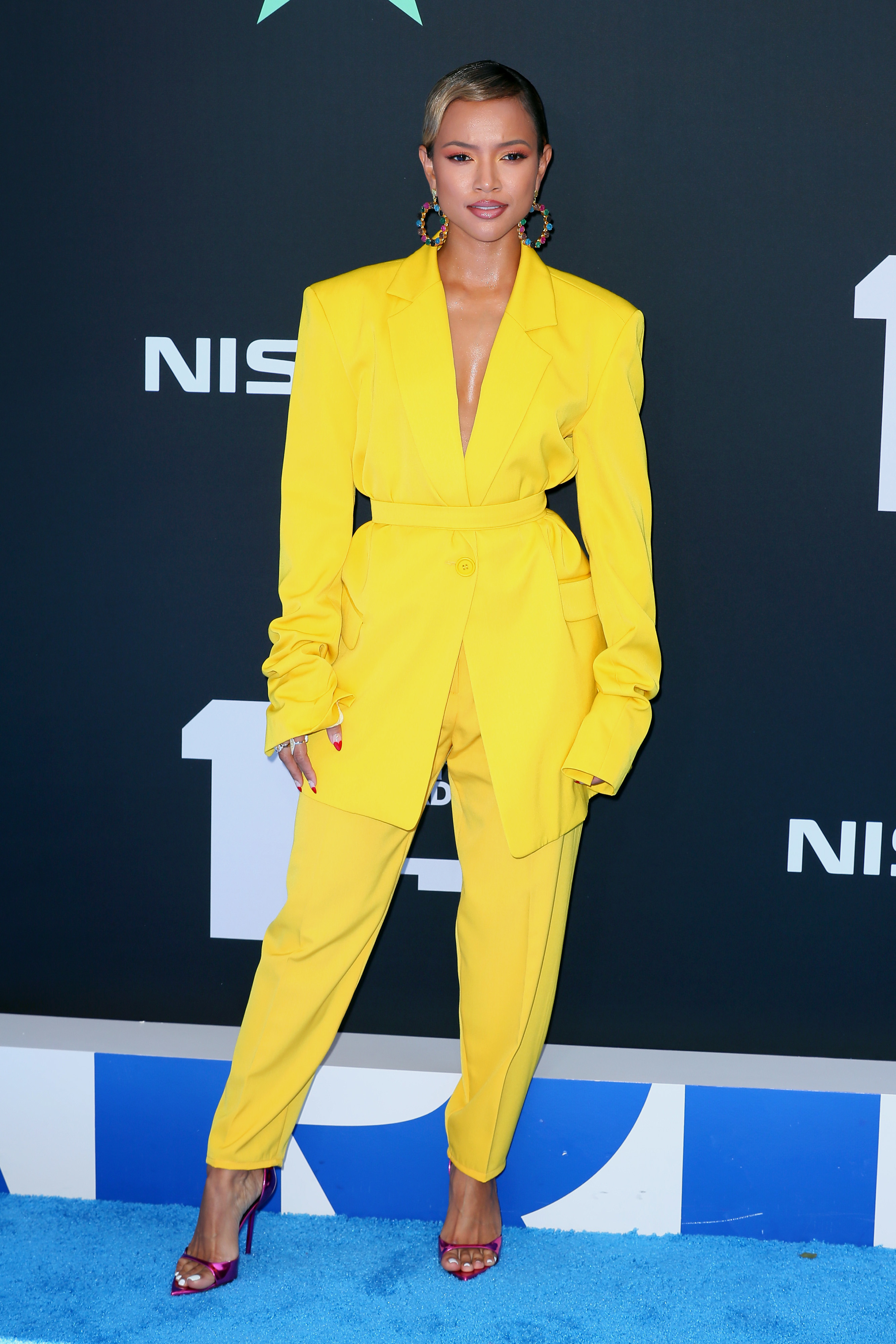 e1bb53e384f78e Fashion hits and misses from the 2019 BET Awards | Gallery ...