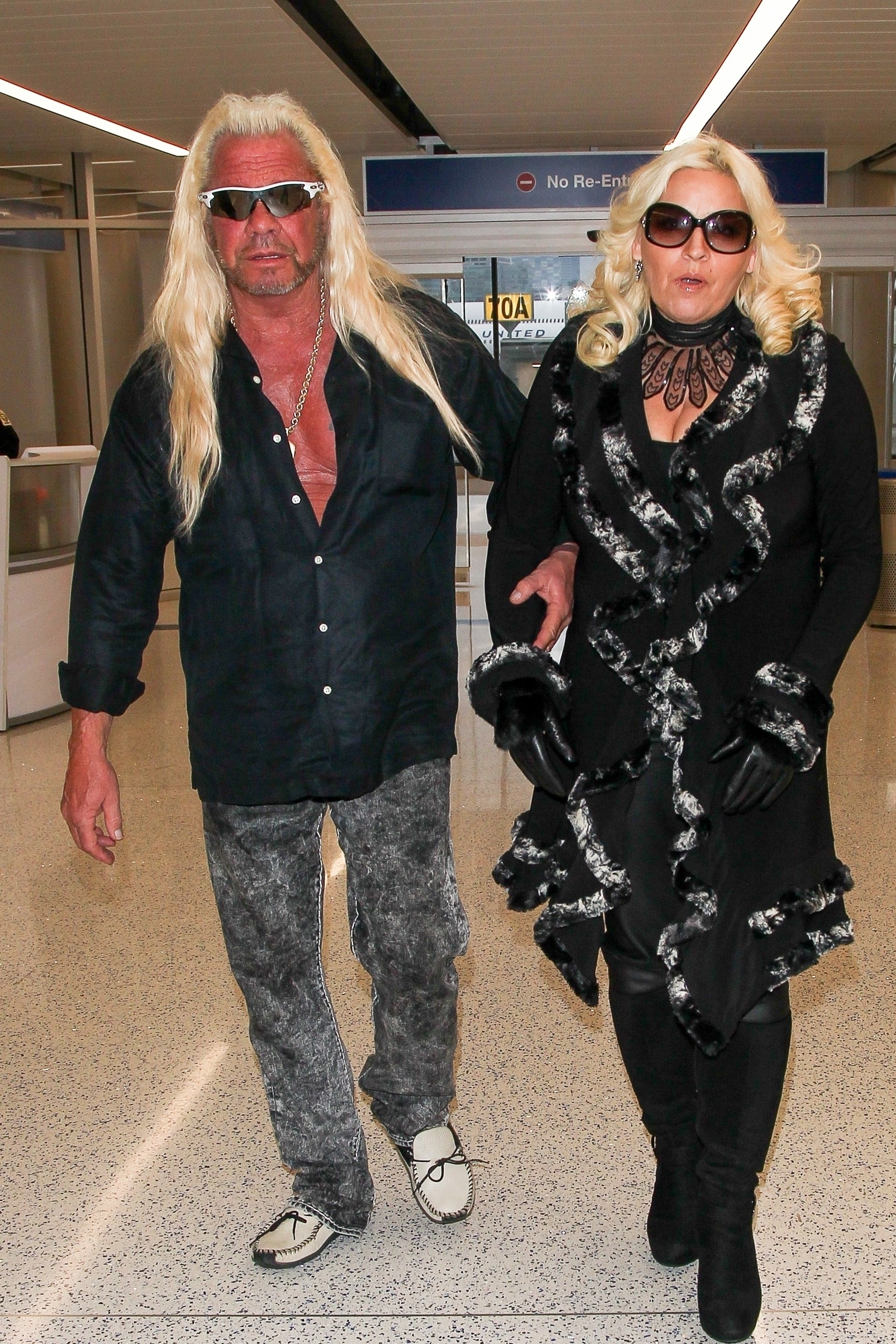 Dog the Bounty Hunter has lost 17 lbs  since Beth Chapman's death