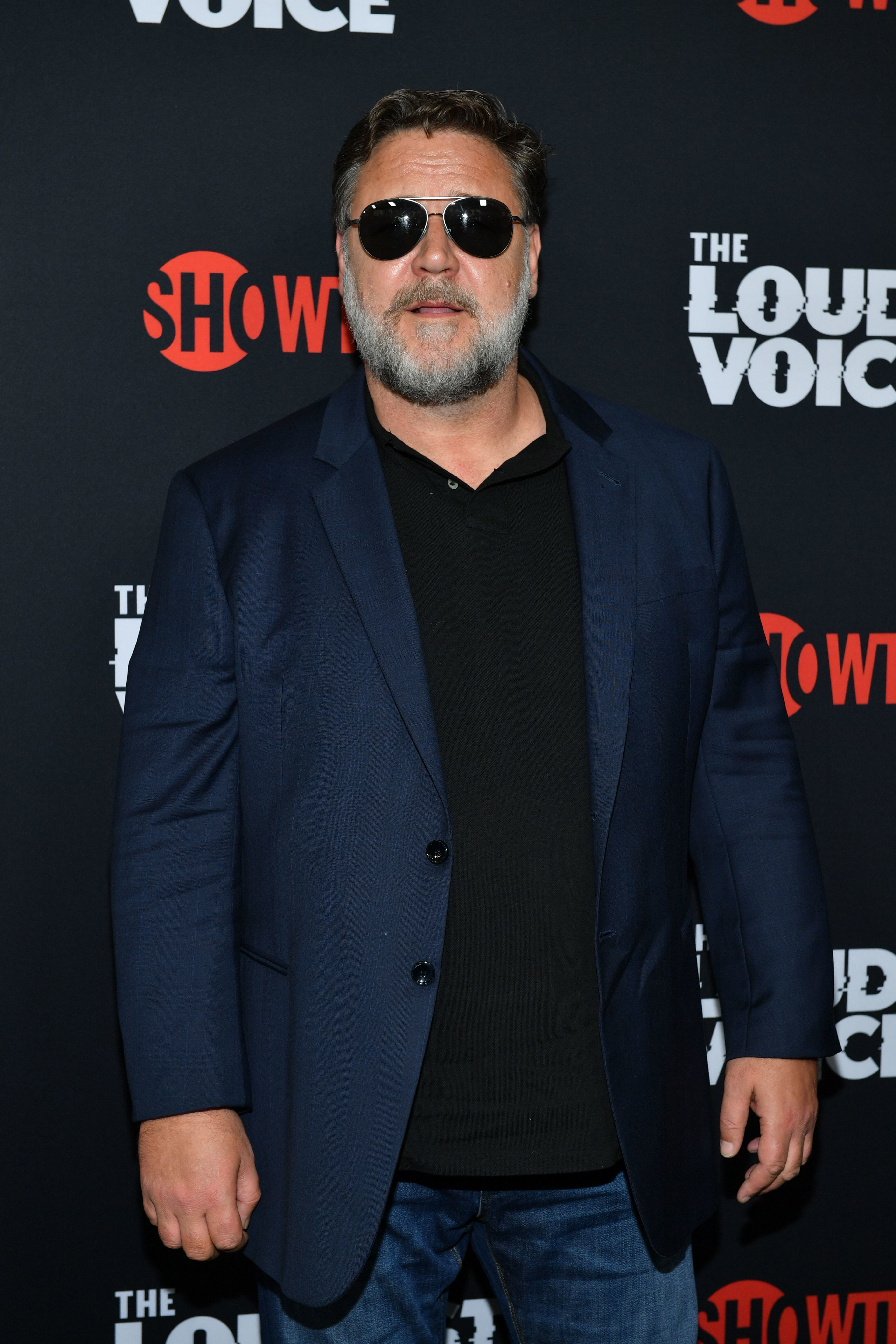 Russell Crowe has reported meltdown while doing press for ...