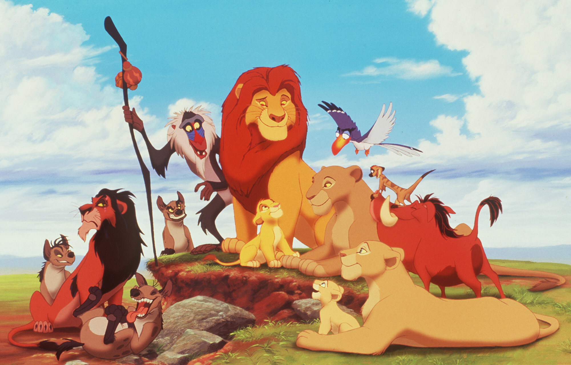 The Lion King Original Cast Where Are They Now Gallery