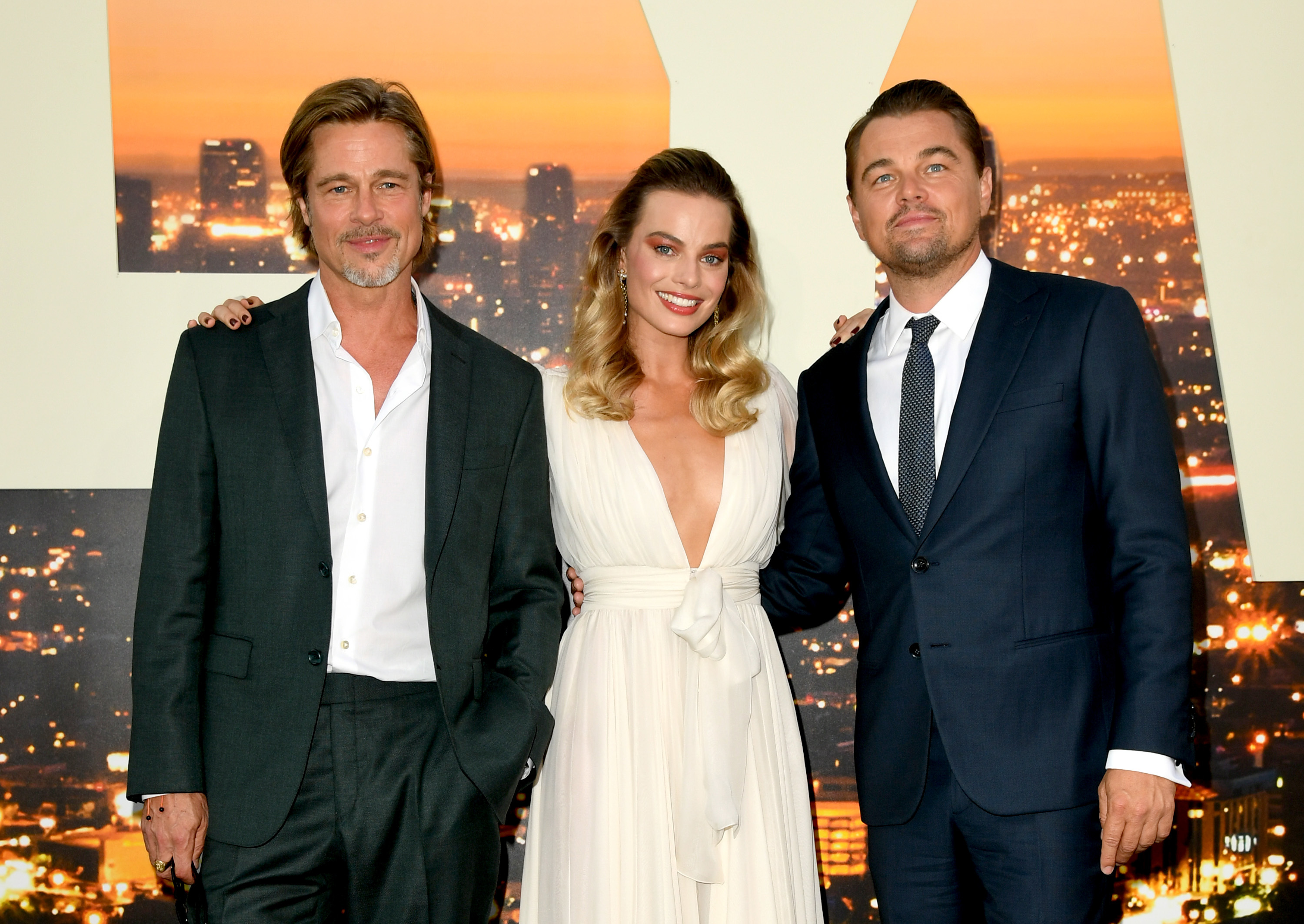 Once Upon A Time At Christmas 2019.Once Upon A Time In Hollywood Premiere Red Carpet