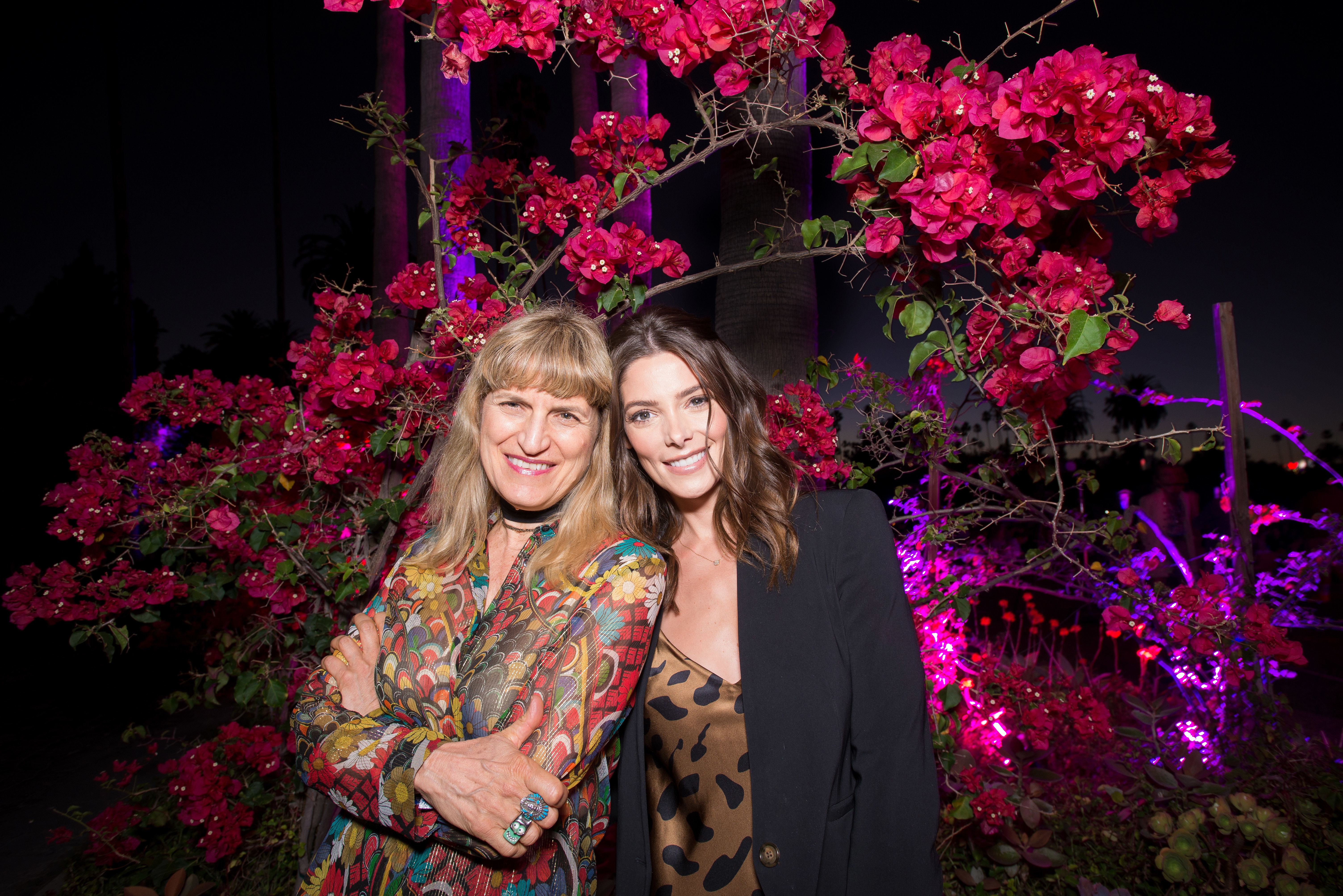 """Director Catherine Hardwicke and Ashley Greene reunite at Cinespia's screening of """"Twilight"""" at the Hollywood Forever Cemetery presented by Amazon Studios & Amazon Prime Video on July 27, 2019."""