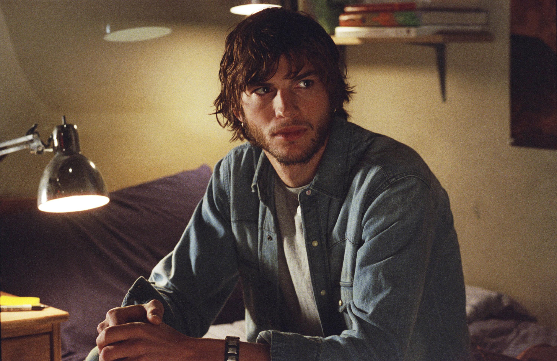 """Ashton Kutcher stars in 2004's """"The Butterfly Effect."""""""