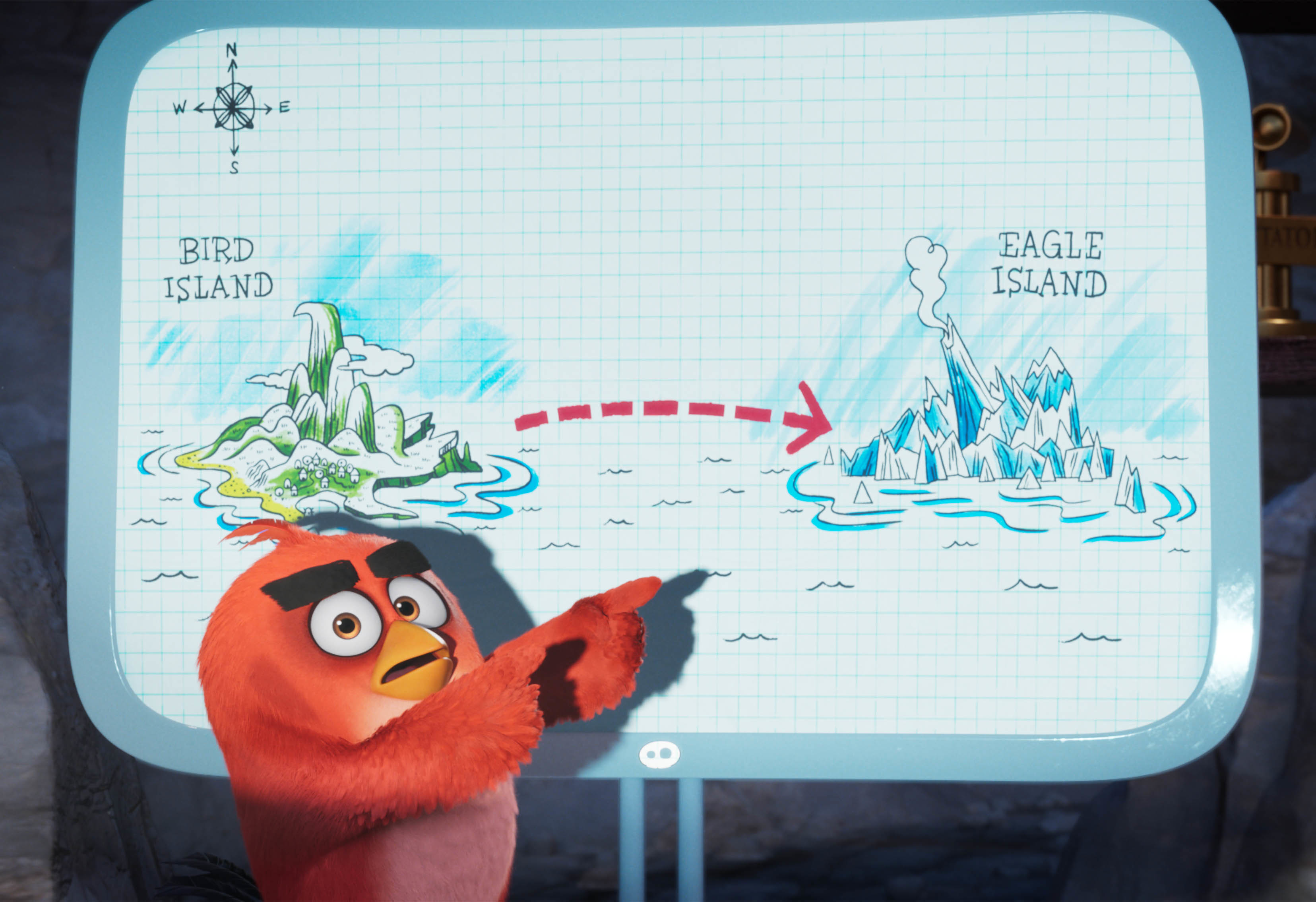 The Angry Birds Movie 2 cast guide - who's playing who