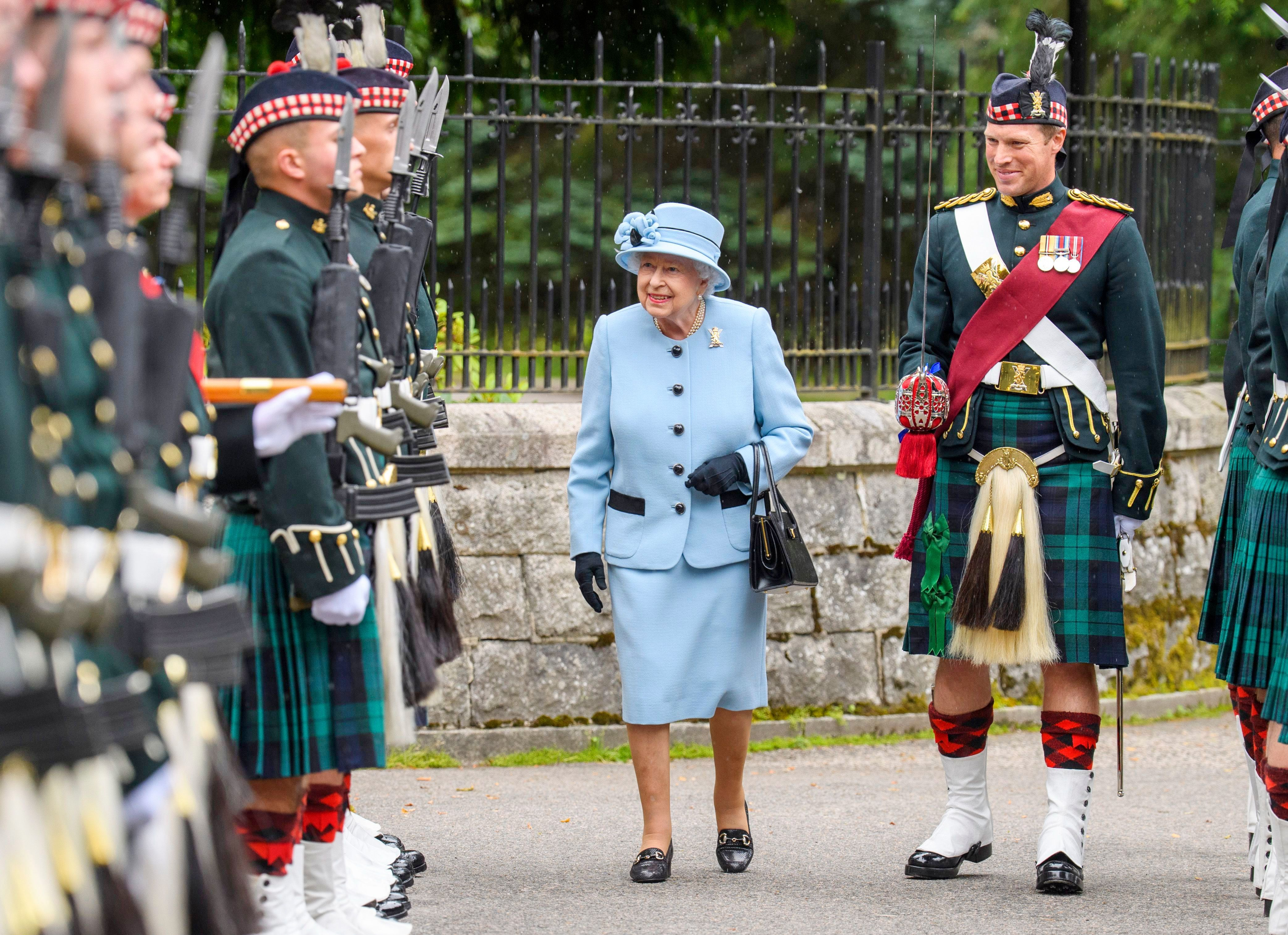 The best photos of the royal family in Scotland