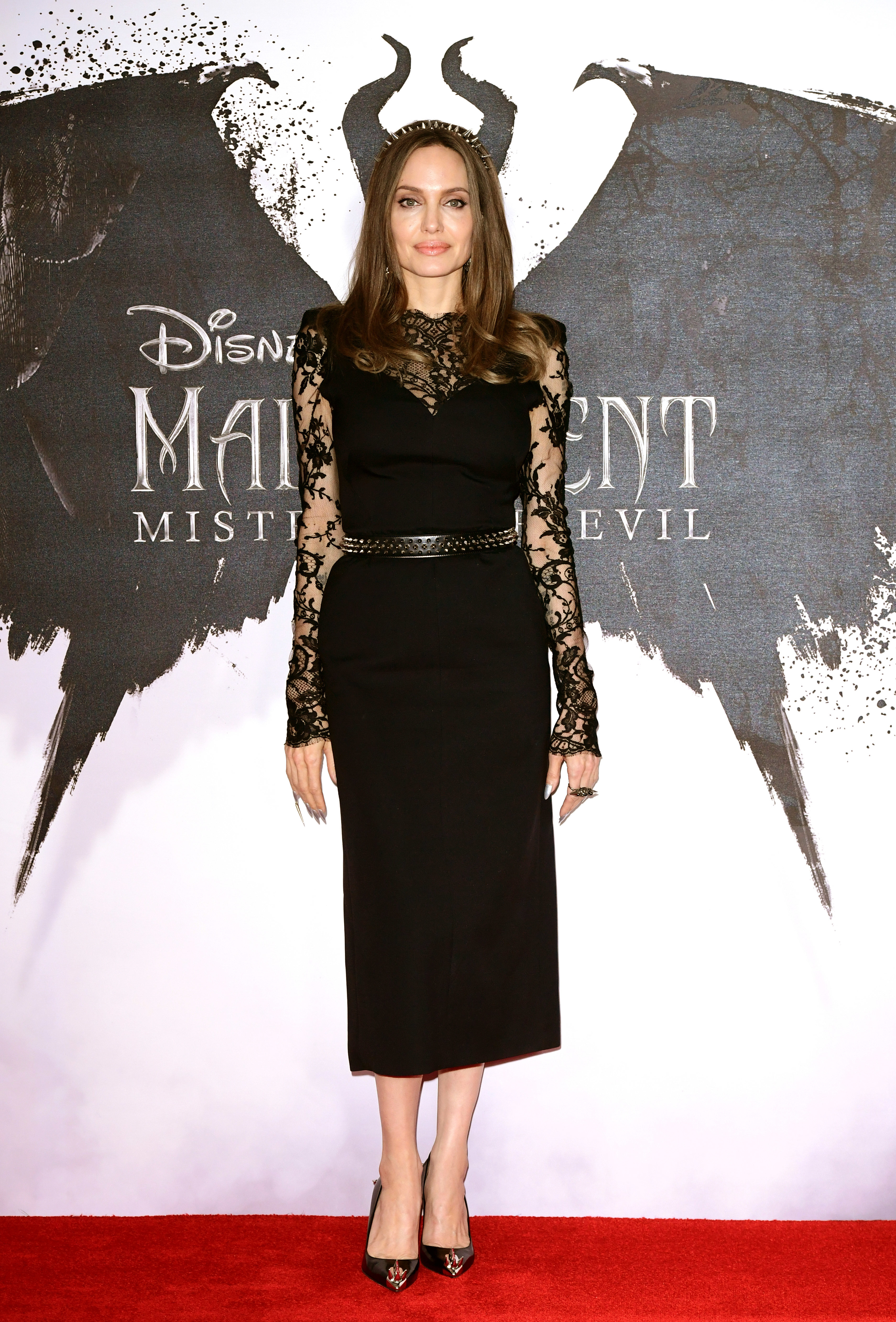 Angelina Jolie S Maleficent Mistress Of Evil Press Tour