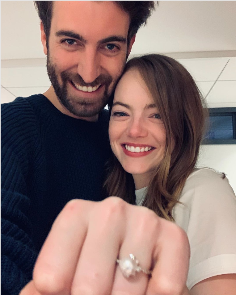 Emma Stone and Dave McCary have reportedly postponed their wedding